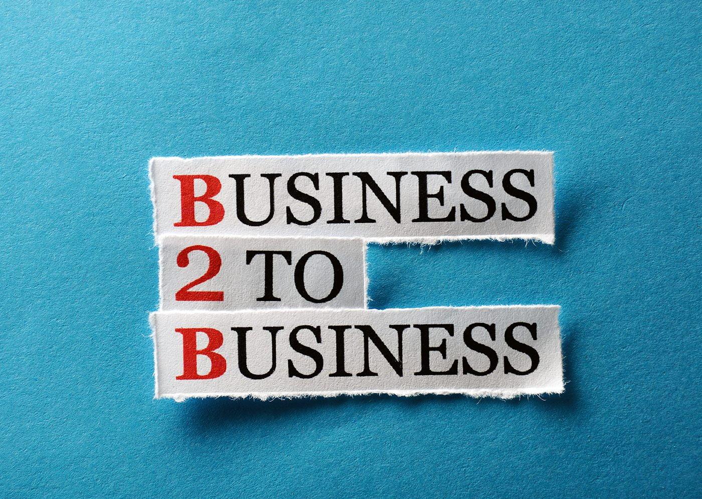 SELL – 5 genveje til øget B2B salg